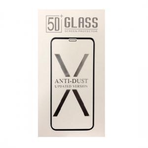Tvrzené sklo 5D FULL GLUE Samsung A805F Galaxy A80 černá