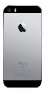 Kryt baterie + střední iPhone SE originál barva grey