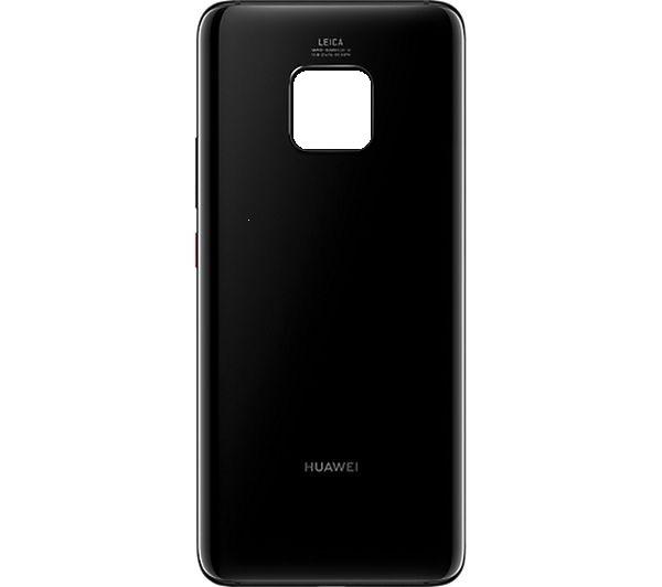 Huawei MATE 20 PRO kryt baterie Black