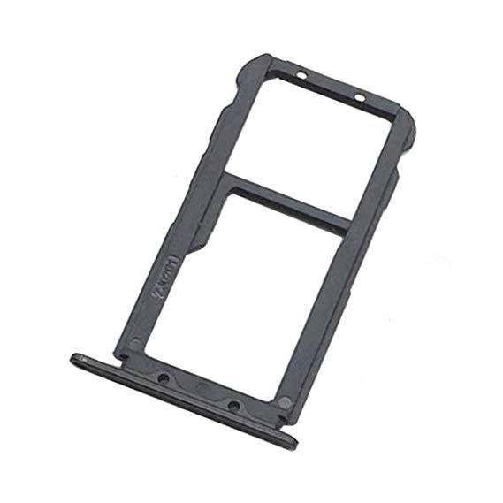 Držák (šuplík) SIM Huawei MATE 20 LITE černá