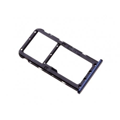 Držák (šuplík) SIM Huawei MATE 20 LITE modrá