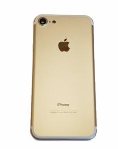 Kryt baterie + střední iPhone 7 (4,7) originál barva gold