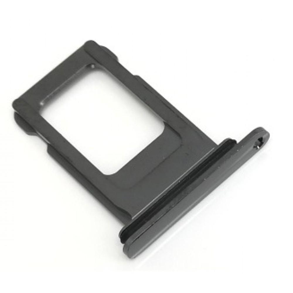 Šuplík SIM iPhone XR (6,1) černá