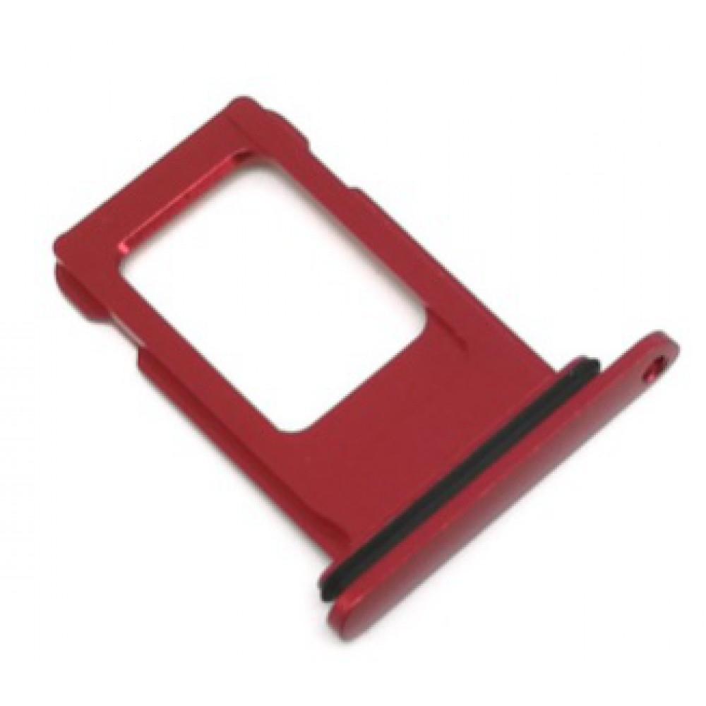 Šuplík SIM iPhone XR (6,1) červená
