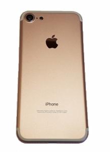 Kryt baterie + střední iPhone 7 (4,7) originál barva rose gold