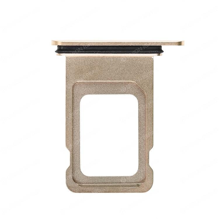 Šuplík SIM iPhone XS (5,5) gold