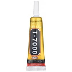 Lepidlo T-7000 15ml - black