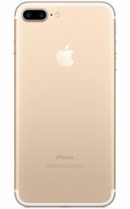 Kryt baterie + střední iPhone 7 PLUS (5,5) originál barva gold