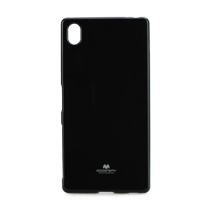 Pouzdro MERCURY Jelly Case Huawei Y7 (2019) černá