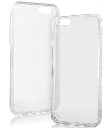 Pouzdro MERCURY Jelly Case Huawei Y7 (2019) transparentní