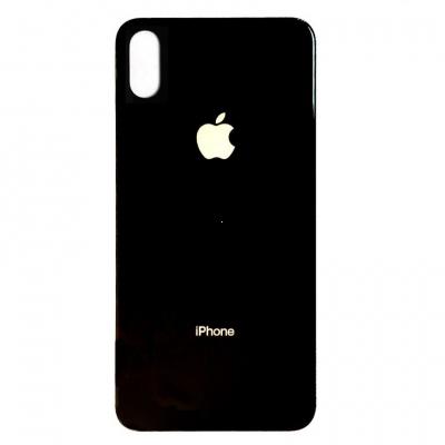 Kryt baterie iPhone X (5,8) barva black
