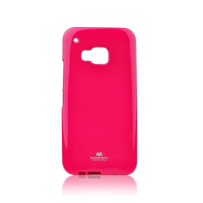 Pouzdro MERCURY Jelly Case Huawei Y7 (2019) růžová