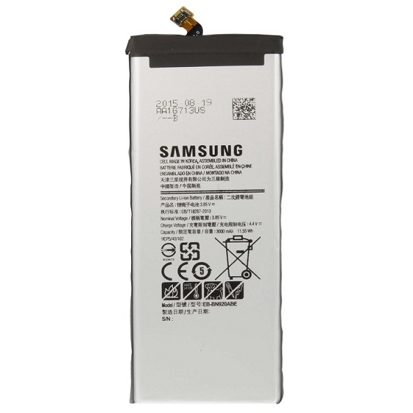 Baterie Samsung EB-BN920ABE 3000mAh Li-ion (Bulk) - NOTE 5