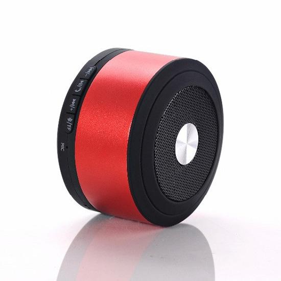 Mini reproduktor BlueTooth VENNUS N8 barva červená