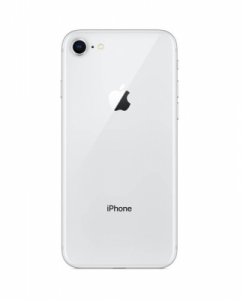 Kryt baterie iPhone 8 (4,7) barva white / silver