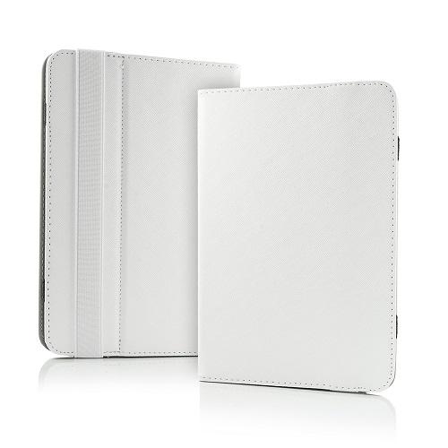 """Pouzdro na tablet 10"""" Book, barva bílá"""