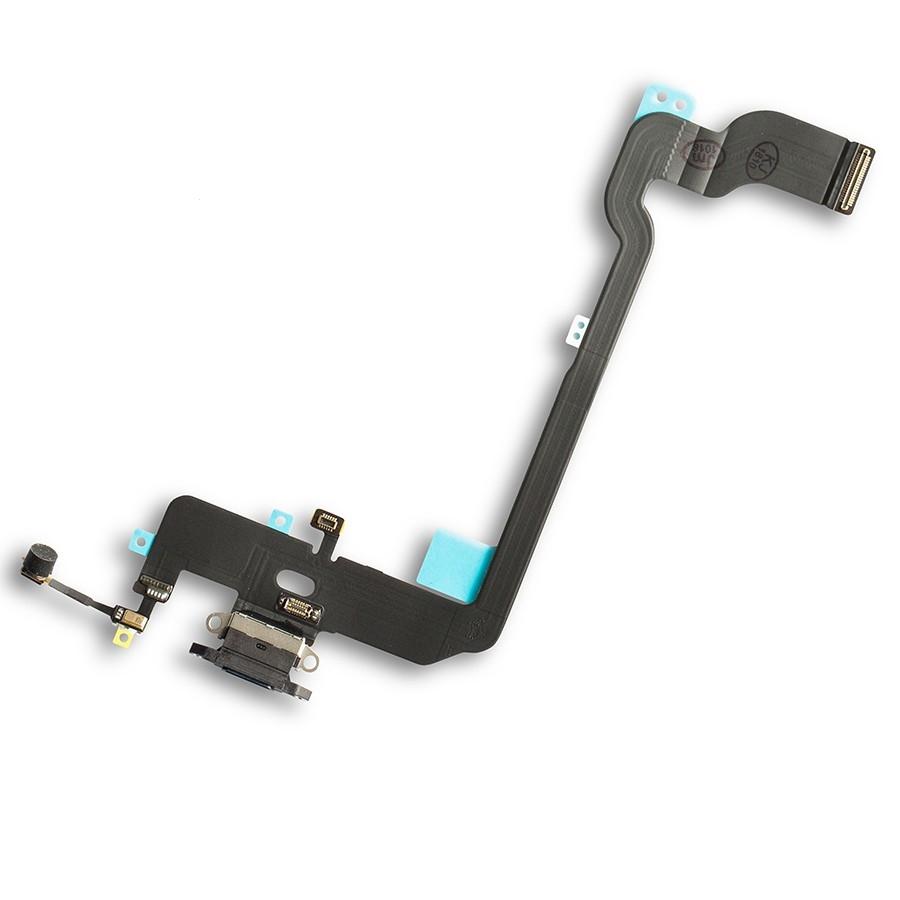Flex iPhone XS (5,8) s dobíjecím konektorem (barva černá)