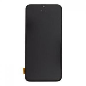 Dotyková deska Samsung A405 Galaxy A40 + LCD + rámeček black Service Pack - originál