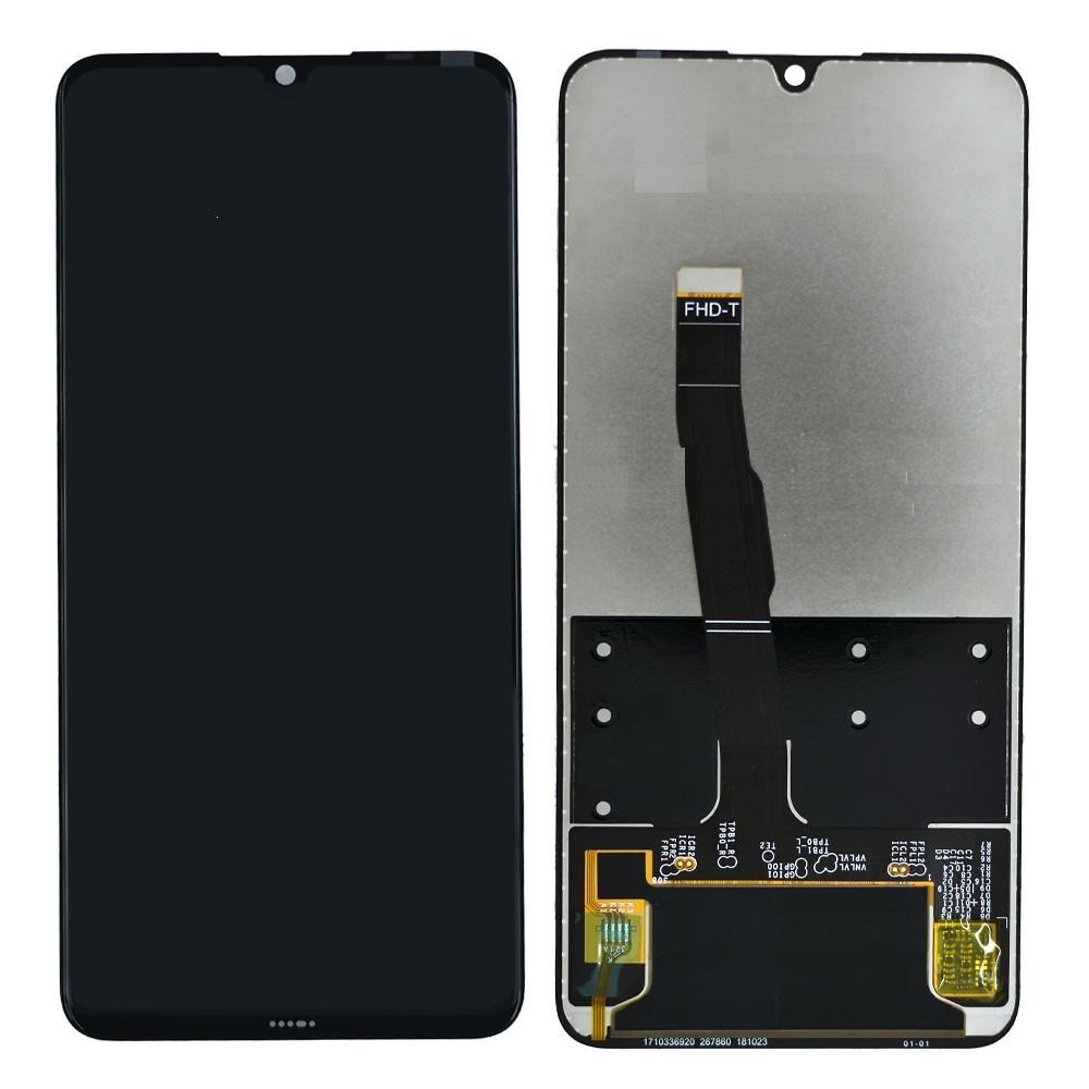 Dotyková deska Huawei P30 LITE + LCD černá