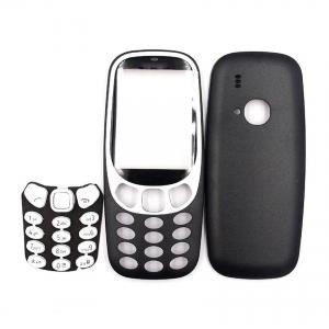 Nokia 3310 (2017) kryt kompletní bez klávesnice barva černá