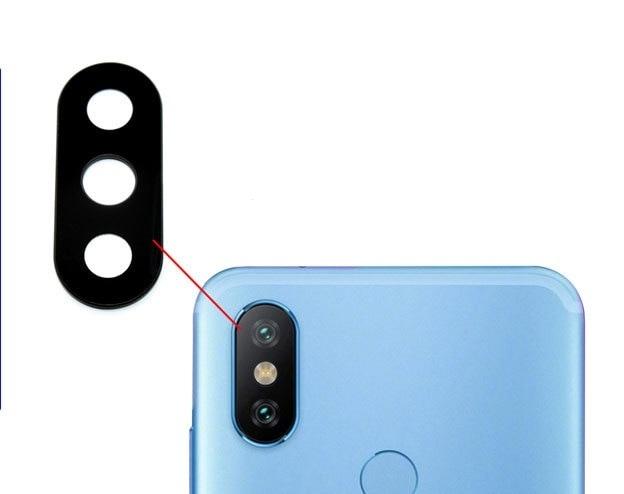 Sklíčko zadní kamery Xiaomi Mi A2