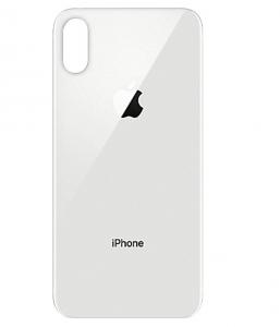 Kryt baterie iPhone XS (5,8) barva silver