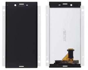Dotyková deska Sony Xperia XZ F8331 + LCD černá