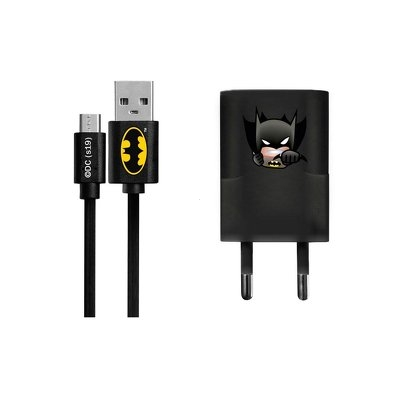 Cestovní nabíječ Licence Batman (003) micro USB