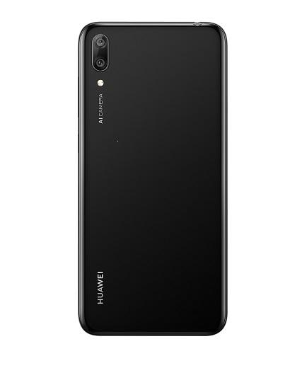 Huawei Y7 PRO 2019 kryt baterie černá