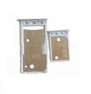 Držák (šuplík) SIM Xiaomi Redmi 5A grey / silver