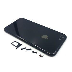 Kryt baterie + střední iPhone 7 (4,7) originál barva JET black