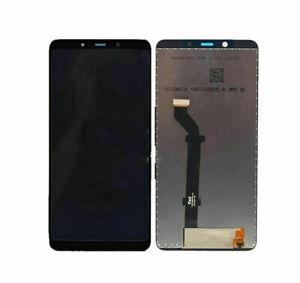 Dotyková deska Nokia 3.1 PLUS + LCD černá
