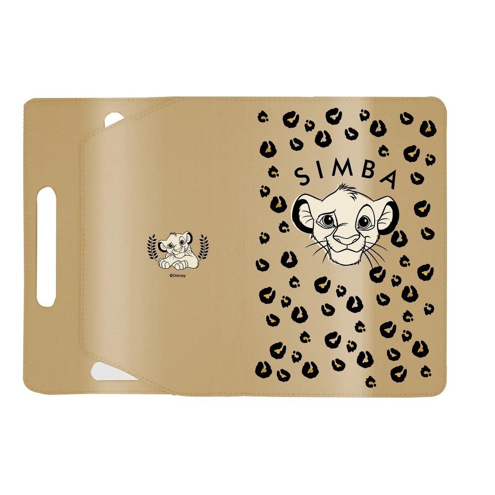 Pouzdro na TABLET 9´´- 10´´ Licence Simba, barva zlatá