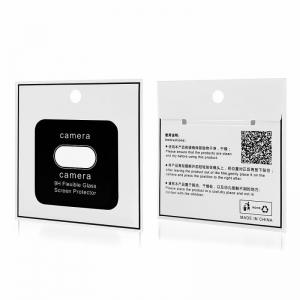 Tvrzené sklo Flexible pro fotoparát, Samsung G965 Galaxy S9 Plus transparentní