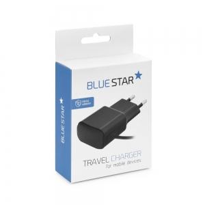 Cestovní nabíječ BlueStar micro USB 1A - s odnímatelným kabelem