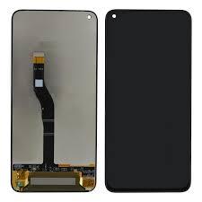 Dotyková deska Huawei HONOR V20 (VIEW 20), NOVA 4 + LCD černá