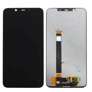 Dotyková deska Nokia 8.1 + LCD černá