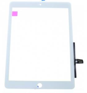 Dotyková deska Apple iPad 6 (9.7) 2018 bílá originál + tlačítko HOME + Lepítka