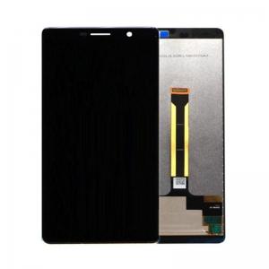 Dotyková deska Nokia 7 PLUS + LCD černá