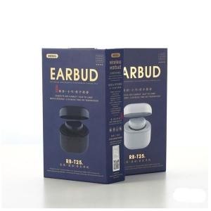 Bluetooth headset REMAX RB-T25  (multi-point + EDR) barva bílá