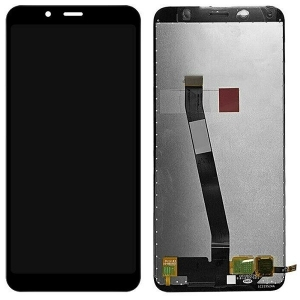 Dotyková deska Xiaomi Redmi 7A + LCD černá