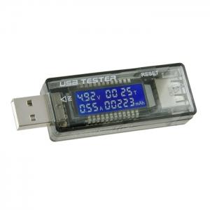 USB Multimeter Charger Detector KWS-V21 - USB Tester