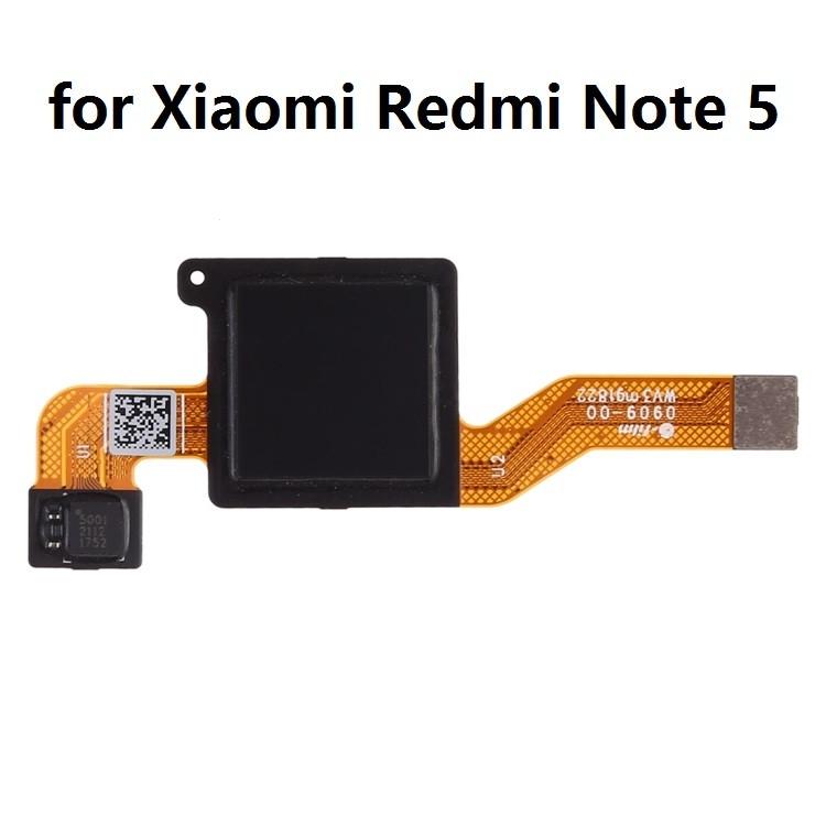 Xiaomi Redmi NOTE 5 flex pásek fingerprint black