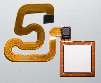 Xiaomi Redmi 5 flex pásek Fingerprint gold