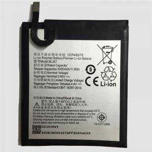 Baterie Lenovo BL267 3000mAh Li-ion (Bulk) - K6