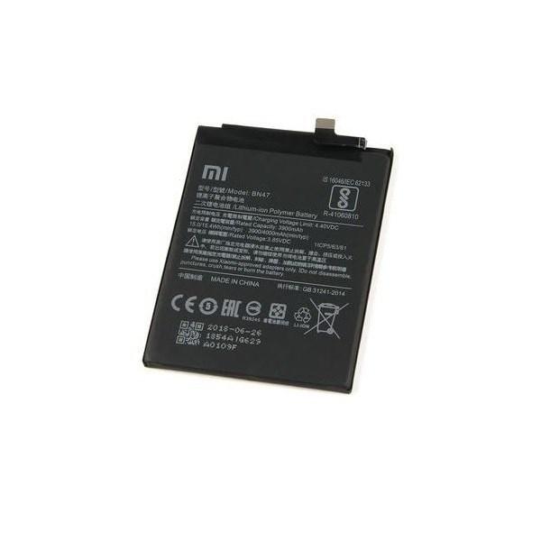 Baterie Xiaomi BN47 3900mAh - Mi A2 Lite - bulk