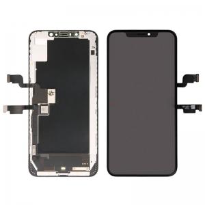 Dotyková deska iPhone XS MAX (6,5) + LCD černá OLED Class A