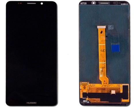 Dotyková deska Huawei MATE 10 PRO + LCD černá