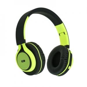 Bluetooth headset AP-B04 barva zelená