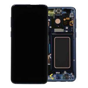 Dotyková deska Samsung G965 Galaxy S9 PLUS + LCD black Service Pack - originál